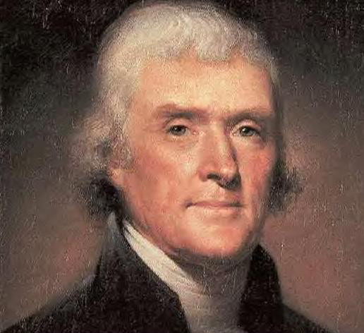 jeffersons public policy In public, jefferson expressed his indian policy many times when visiting delegations of native americans came to washington dc jefferson's address to the mandans.